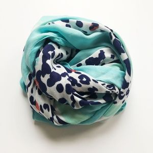 Lilly Pulitzer Get Spotted Lillian Oversized Scarf